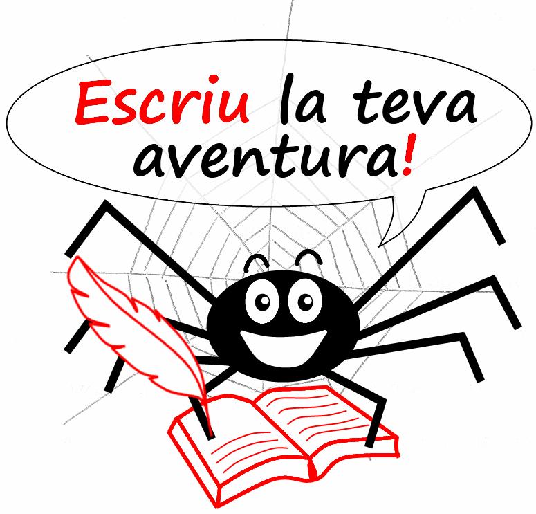 Aranya VullEscriure - Especial escriu teva aventura tardor 2012