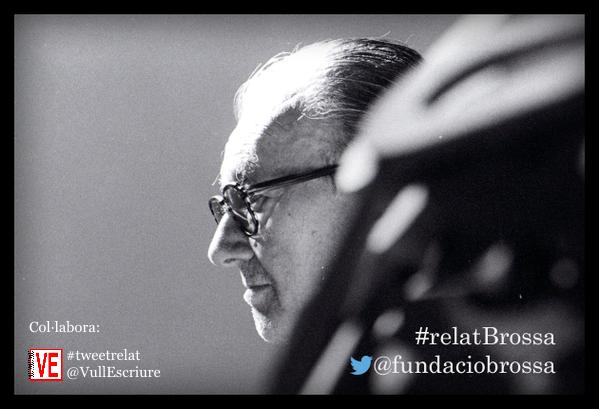 VullEscriure - Especial Cap d'any 2015 - Amb Fundació Joan Brossa - #relatBrossa #tweetrelat