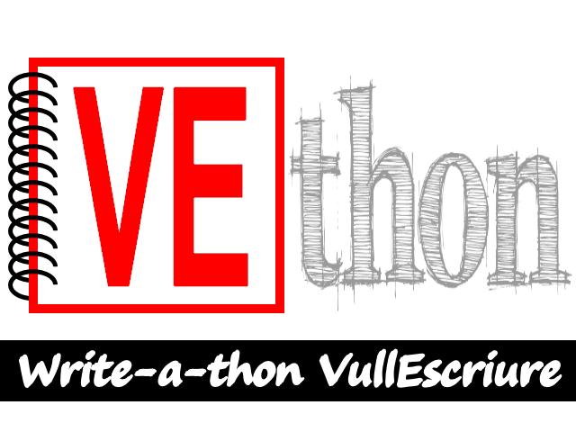 VullEscriure - Especial cap d'any 2015 - VEthon - writeathon - marató d'escriptura