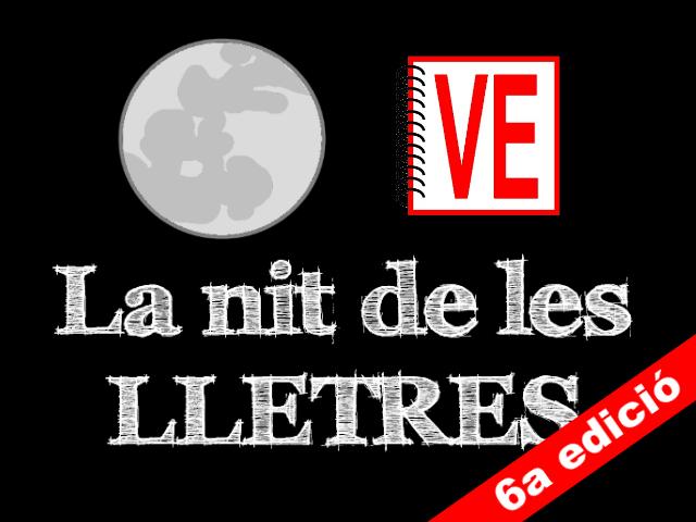 VullEscriure - Especial abril 2018 - Sant Jordi - 6a edició de «La Nit de les Lletres»