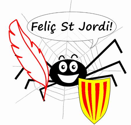 Aranya VullEscriure - Especial Crida Sant Jordi 2012
