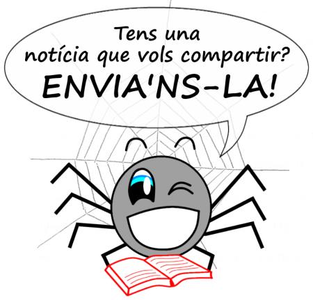 Vull_Escriure-Aranya-La_Quesis-Blog-La_teva_noticia
